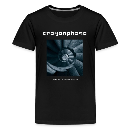 Two Hundred Pages - Teenage Premium T-Shirt