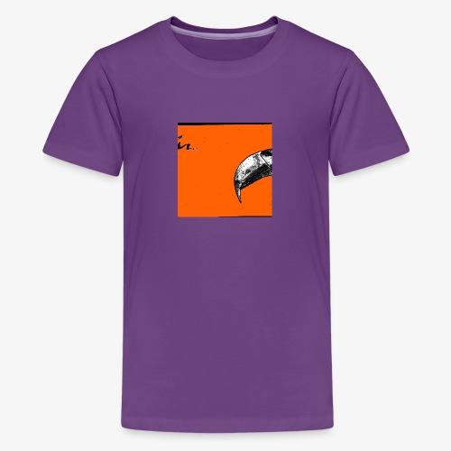 Beak Original Artwork - Premium-T-shirt tonåring