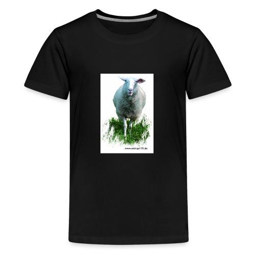 Gemaltes Entrup Schaf - Teenager Premium T-Shirt
