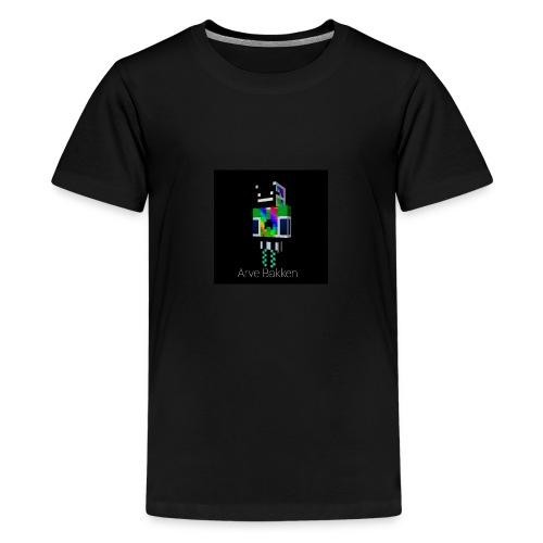 Arves Tshorte - Premium T-skjorte for tenåringer
