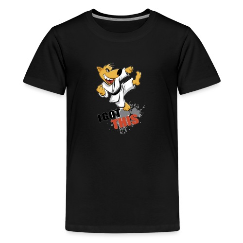 Got This - Teenager Premium T-shirt