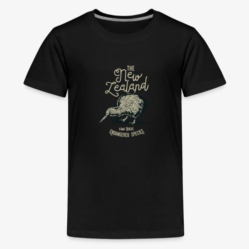 Kiwi - T-shirt Premium Ado