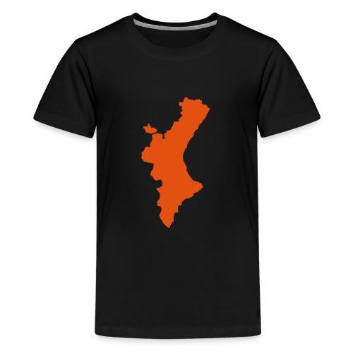 València - Camiseta premium adolescente