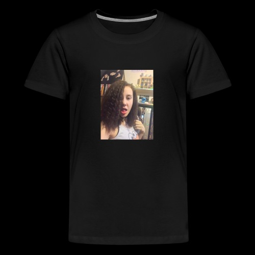 freya ft one d - Teenage Premium T-Shirt