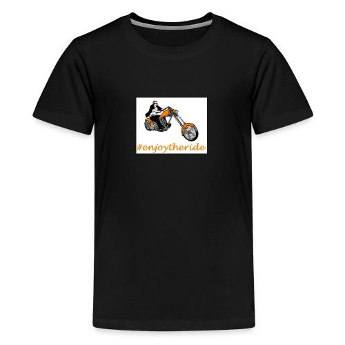 enjoytheride - T-shirt Premium Ado