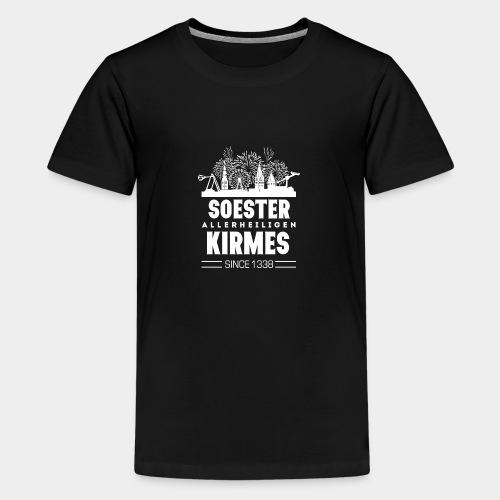 GHB Westfalen Soester Allerheiligenkirmes 81120175 - Teenager Premium T-Shirt