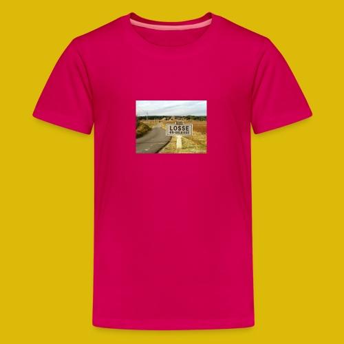la LOOSE en gelée - T-shirt Premium Ado