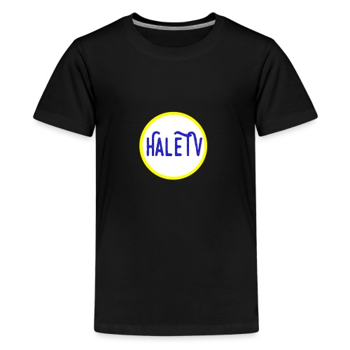 HaleTV T-shirt - Teenage Premium T-Shirt