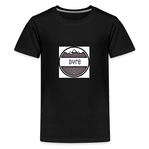 logo DYRE - T-shirt Premium Ado