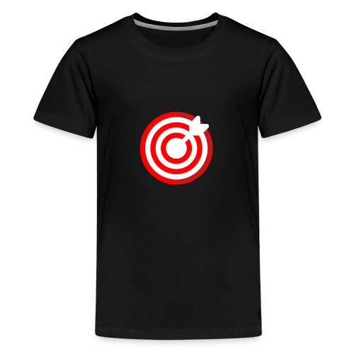 dartboard - Teenager Premium T-Shirt
