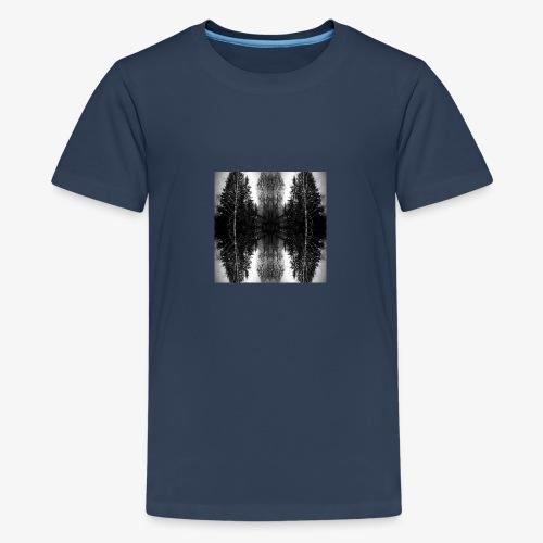 Riihi - Teinien premium t-paita