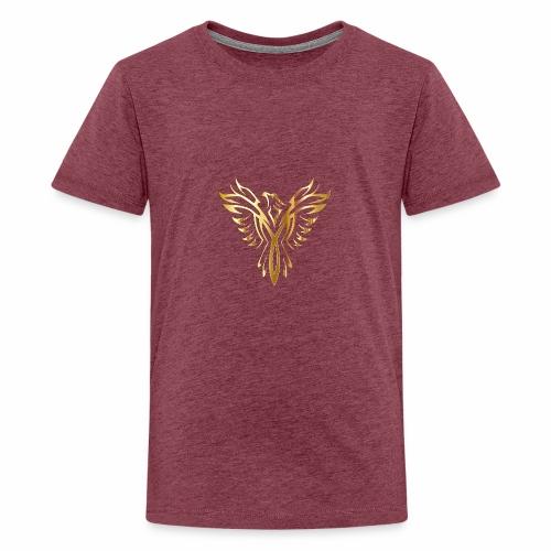 Złoty fenix - Koszulka młodzieżowa Premium
