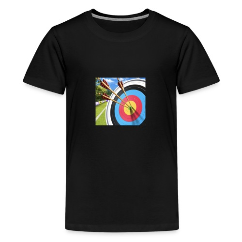 13544ACC 89C4 4278 B696 55956300753D - Premium T-skjorte for tenåringer