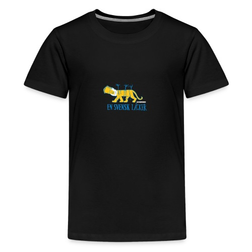 Transportgate - Premium-T-shirt tonåring