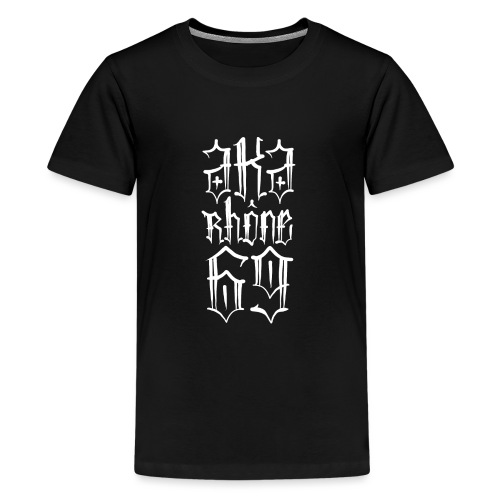 AKA-Rhone 69 - T-shirt Premium Ado