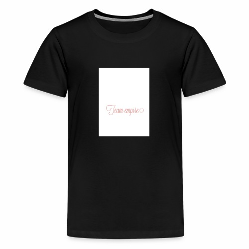 Team empire - Teenage Premium T-Shirt