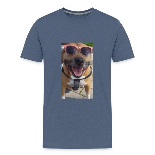 Cool Dog Foxy - Teenager Premium T-shirt