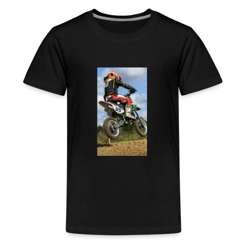 11C0ED7F 39F6 446E B465 CB90BF4068D2 - Teenage Premium T-Shirt