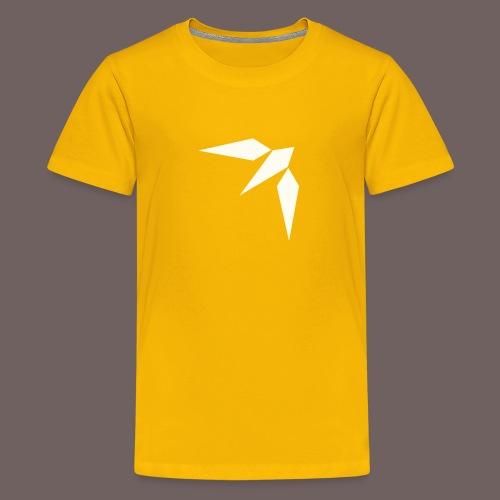 GBIGBO zjebeezjeboo - Rock - Hirondelle - T-shirt Premium Ado
