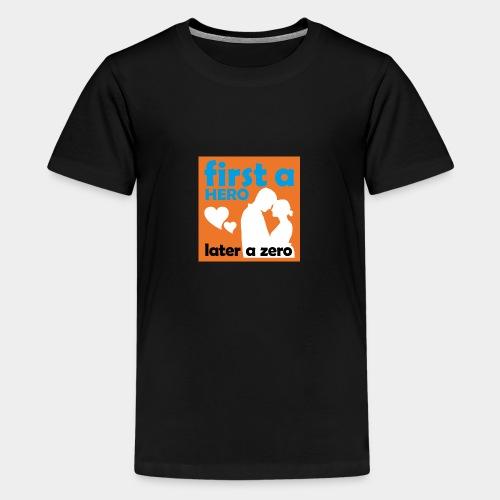 GHB from Hero to Zero 190320184 - Teenager Premium T-Shirt