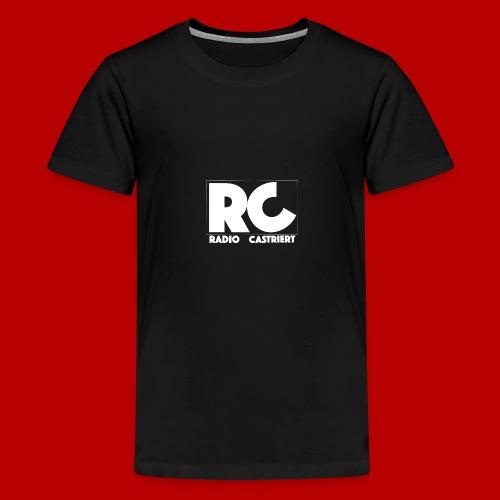 Radio CASTriert 2017/2018 - Teenager Premium T-Shirt
