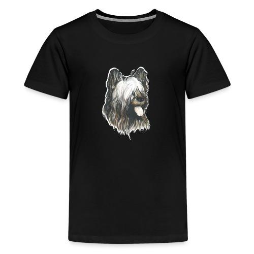 BRIARD Chien - T-shirt Premium Ado