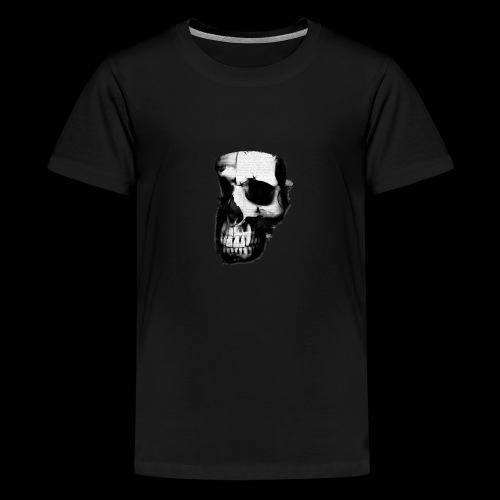 teschio darktrasp - Maglietta Premium per ragazzi