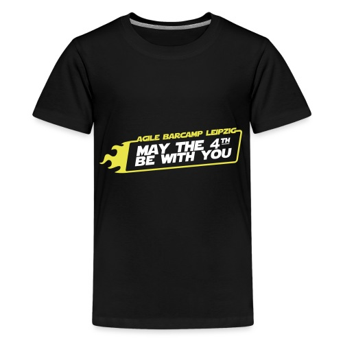 agiLE Leipzig | may the 4th be with you - Teenager Premium T-Shirt