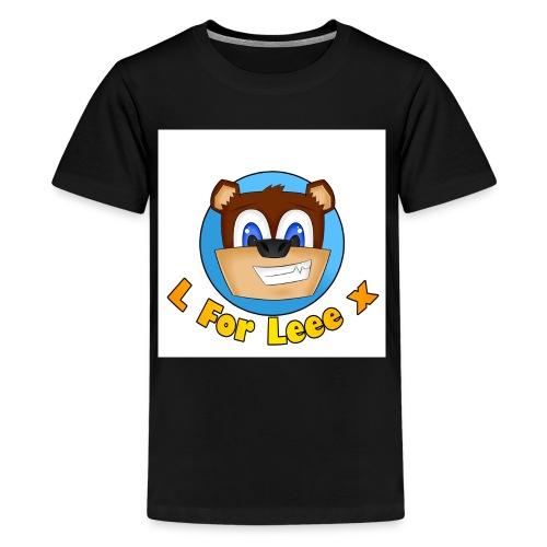 Lee Bear :D - Teenage Premium T-Shirt