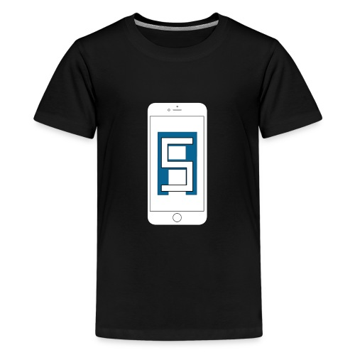 Be Yourself T-shirt - Teenage Premium T-Shirt