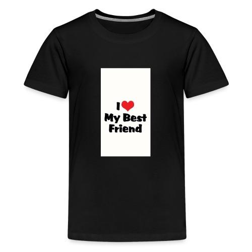 IMG 1426 - Teenager Premium T-shirt