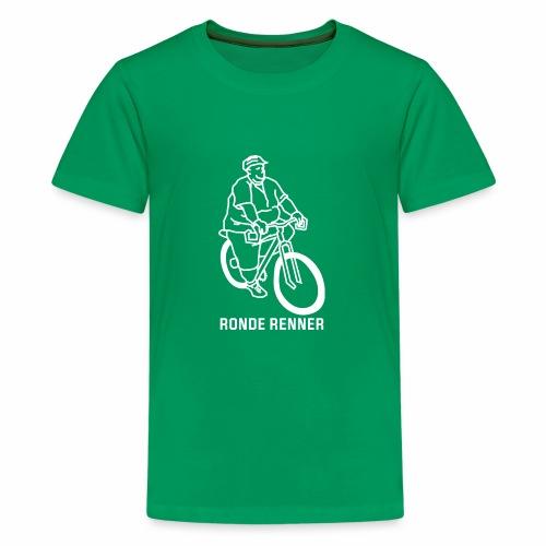 Ronde Renner - Teenager Premium T-shirt