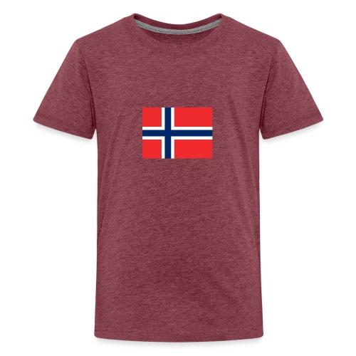 DixieMertch - Premium T-skjorte for tenåringer