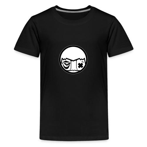 logo 12x12 - T-shirt Premium Ado