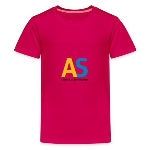 as logo - Maglietta Premium per ragazzi
