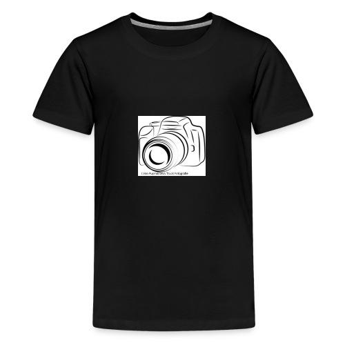 Truck Spotter - Teenager Premium T-shirt