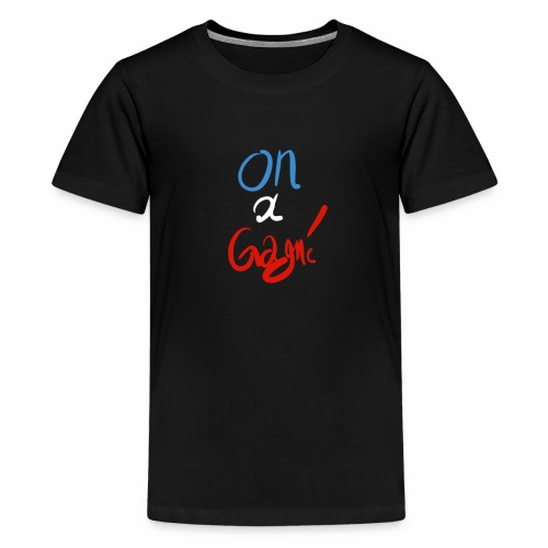 On a gagné ! - T-shirt Premium Ado