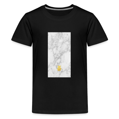Marble - Teenage Premium T-Shirt
