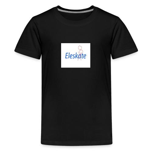 Eleskate - T-shirt Premium Ado