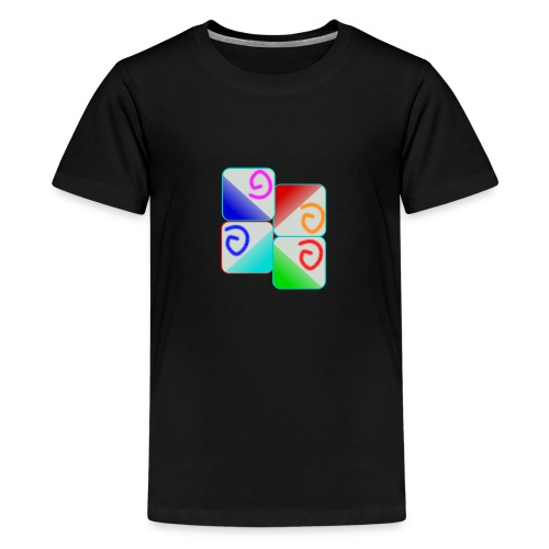 santai - Teenage Premium T-Shirt