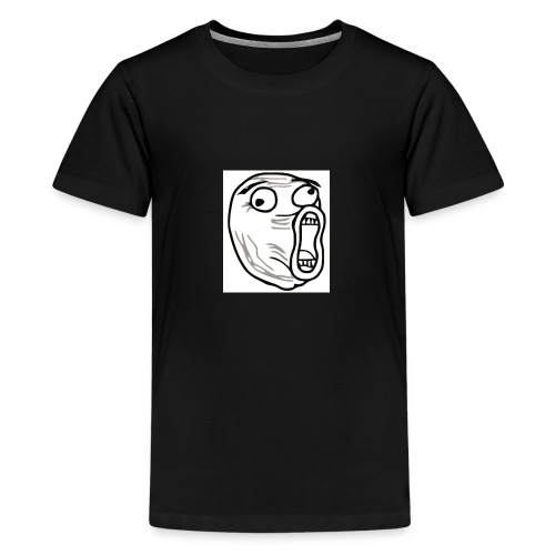 lol guy - Teenager Premium T-shirt