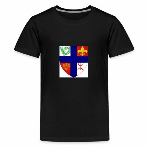 Armoiries Metissées. - T-shirt Premium Ado
