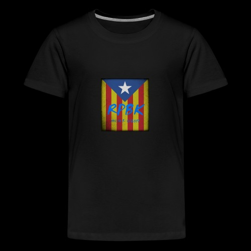 ANTIGA REPUBLICA - Camiseta premium adolescente
