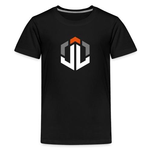 JL Network - Teenager Premium T-Shirt