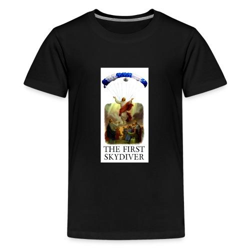 AKTUELL jpg - Teenager Premium T-Shirt