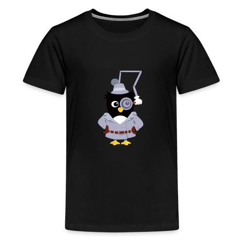 Pingouin Gadget - T-shirt Premium Ado