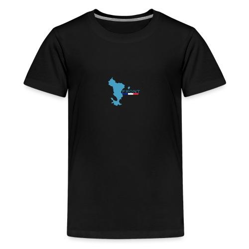 FRONT -1 - T-shirt Premium Ado