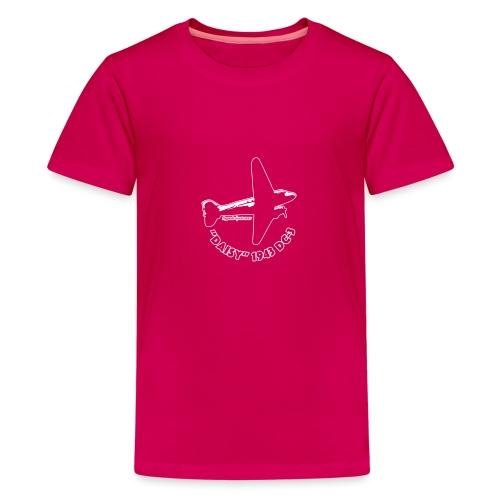 Daisy Flyover 2 - Premium-T-shirt tonåring