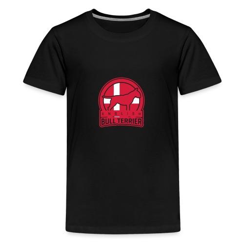 BULL TERRIER Denmark DANSK - Teenager Premium T-Shirt