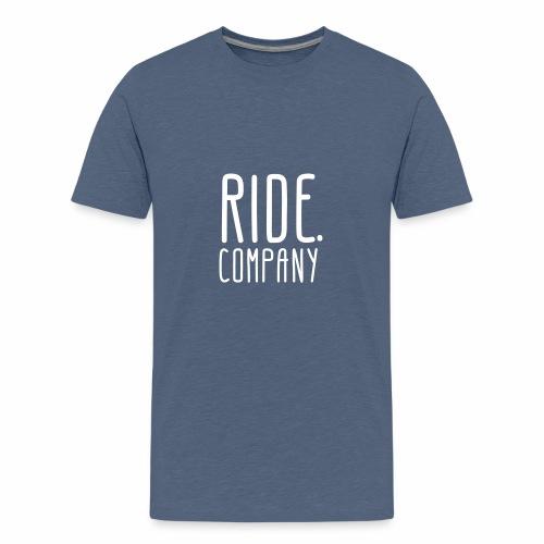 RIDE.company - just RIDE - Teenager Premium T-Shirt